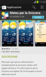 Samsung Galaxy S III Mini - Applicazioni - Installazione delle applicazioni - Fase 13