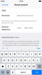 Apple iPhone 6s iOS 10 - Applicazioni - Configurazione del negozio applicazioni - Fase 22