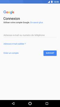 Nokia 6 (2018) - Applications - Créer un compte - Étape 4
