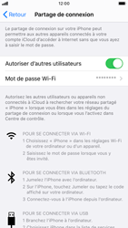 Apple iPhone SE (2020) - WiFi - Comment activer un point d'accès WiFi - Étape 8