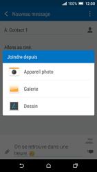 HTC One A9 - MMS - envoi d'images - Étape 14