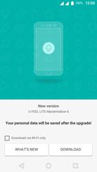 Wiko U-Feel Lite - Device - Software update - Step 7