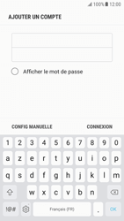 Samsung G920F Galaxy S6 - Android Nougat - E-mail - Configuration manuelle - Étape 7