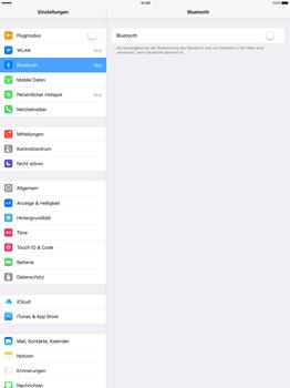 Apple iPad Pro 12.9 inch - Bluetooth - Geräte koppeln - Schritt 6