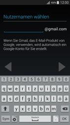 Samsung Galaxy A5 - Apps - Konto anlegen und einrichten - 8 / 22