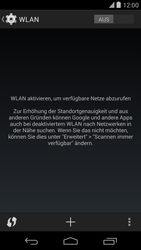LG Google Nexus 5 - WLAN - Manuelle Konfiguration - 5 / 9