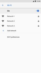 Nokia 8 (SingleSim) - Wi-Fi - Connect to a Wi-Fi network - Step 7