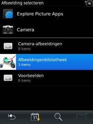 BlackBerry 9810 Torch - MMS - Afbeeldingen verzenden - Stap 10