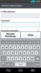 LG G2 - E-Mail - Konto einrichten - Schritt 7