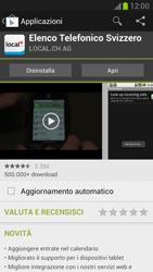 Samsung Galaxy Note II - Applicazioni - Installazione delle applicazioni - Fase 11