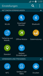 Samsung Galaxy Alpha - MMS - Manuelle Konfiguration - 4 / 19