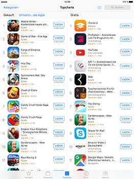 Apple iPad Mini 4 - iOS 10 - Apps - Herunterladen - Schritt 6