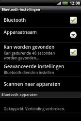 HTC A510e Wildfire S - Bluetooth - koppelen met ander apparaat - Stap 11