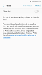 Samsung Galaxy S7 - Android N - WiFi - Configuration du WiFi - Étape 6