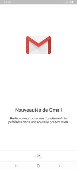 Samsung Galaxy A80 - E-mails - Ajouter ou modifier votre compte Gmail - Étape 5
