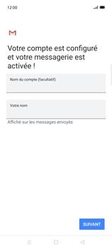 Oppo Find X2 Lite - E-mails - Ajouter ou modifier votre compte Outlook - Étape 11