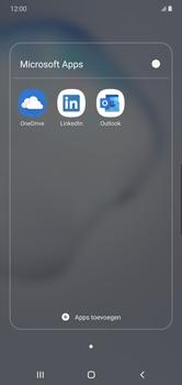 Samsung Galaxy Note 10 Plus - e-mail - handmatig instellen - stap 4