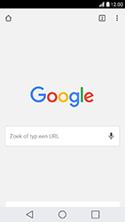 LG K10 (2017) - Internet - Internet gebruiken - Stap 16