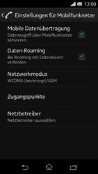 Sony Xperia L - Internet - Manuelle Konfiguration - Schritt 8