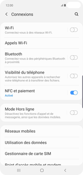 Samsung Galaxy S10 Plus - Bluetooth - Jumelage d