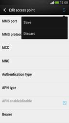 HTC Desire 601 - Internet - Manual configuration - Step 15