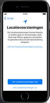 Apple iPhone 8 Plus (Model A1897) - Instellingen aanpassen - Activeer het toestel en herstel jouw iCloud-data - Stap 23