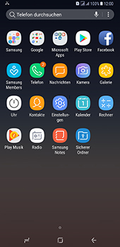 Samsung Galaxy A8 Plus (2018) - Anrufe - Anrufe blockieren - Schritt 3