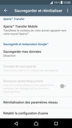 Sony Xperia XA - Téléphone mobile - Réinitialisation de la configuration d