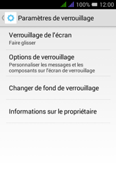 Alcatel Pixi 3 Dual Sim - Sécuriser votre mobile - Activer le code de verrouillage - Étape 5