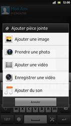 Sony LT26i Xperia S - MMS - envoi d'images - Étape 12
