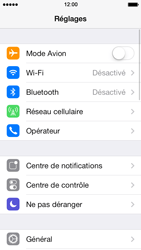 Apple iPhone 5 iOS 7 - Applications - Comment désinstaller une application - Étape 3