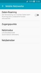Samsung J320 Galaxy J3 (2016) - Netzwerk - Netzwerkeinstellungen ändern - Schritt 5