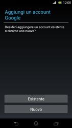 Sony Xperia T - Applicazioni - Configurazione del negozio applicazioni - Fase 4
