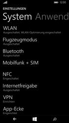 Microsoft Lumia 535 - Netzwerk - Manuelle Netzwerkwahl - Schritt 4