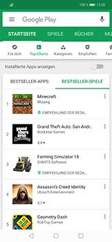 Huawei Honor Play - Apps - Herunterladen - 10 / 16