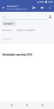 HTC u12-plus-2q55200 - E-mail - Hoe te versturen - Stap 8