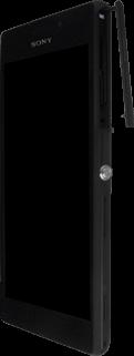 Sony Xperia M2 - SIM-Karte - Einlegen - 0 / 0