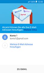 Samsung Galaxy Xcover 3 VE - E-Mail - Konto einrichten (gmail) - 16 / 19