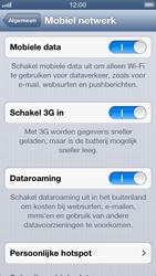 Apple iPhone 5 - Internet - Dataroaming uitschakelen - Stap 5