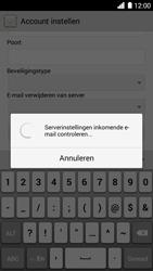 Huawei Ascend G6 - E-mail - Account instellen (POP3 met SMTP-verificatie) - Stap 12