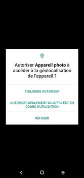 Alcatel 1S (2020) - Photos, vidéos, musique - Prendre une photo - Étape 4
