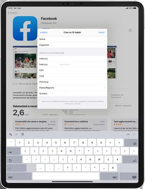 Apple iPad Pro 10.5 (1st gen) - iPadOS 13 - Applicazioni - Configurazione del negozio applicazioni - Fase 19