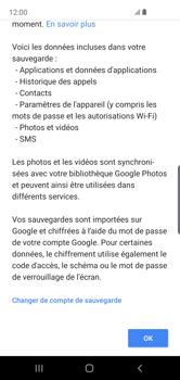Samsung Galaxy S10e - Aller plus loin - Gérer vos données depuis le portable - Étape 13