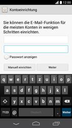 Huawei Ascend P6 LTE - E-Mail - Konto einrichten (yahoo) - 7 / 12