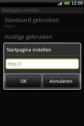 HTC A6262 Hero - Internet - Handmatig instellen - Stap 19