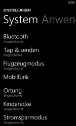 Nokia Lumia 1020 - Internet - Manuelle Konfiguration - Schritt 4