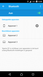 Sony Xperia Z5 Compact - Android Nougat - Bluetooth - koppelen met ander apparaat - Stap 10