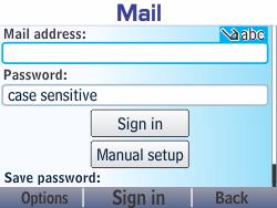 Nokia Asha 210 - Email - Manual configuration POP3 with SMTP verification - Step 6