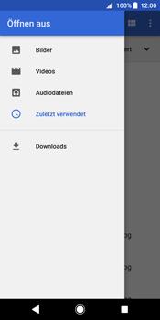 Sony Xperia XZ2 - E-Mail - E-Mail versenden - 13 / 18