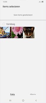 Samsung Galaxy A70 - MMS - afbeeldingen verzenden - Stap 17